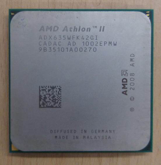 Amd Athlon Ii X4 635 | 4 Nucleos | 2.9 Ghz Socket Am3