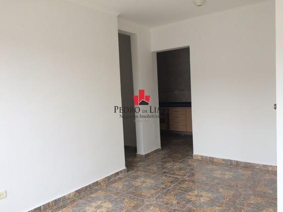 Apartamento 2 Dormitórios 1 Vaga, Em São Miguel Paulista. - Pe28750
