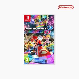 Juego Mario Kart 8 Edition Deluxe Nintendo Switch -msi