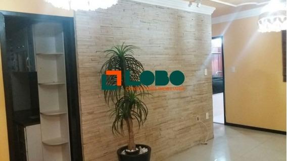 Lindo Apartamento, Nascente, De Frente Para A Piscina. - 381