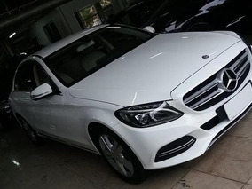 Mercedes-benz C 180 1.6 Cgi Exclusive 16v Turbo Gasolina 4p