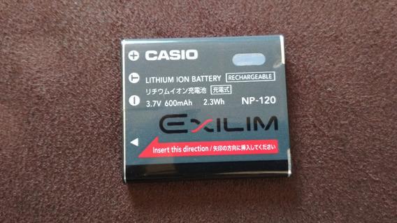 Bateria Casio Np-120