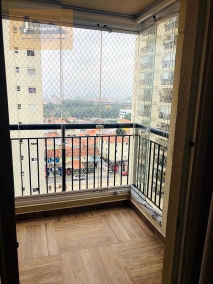Lindo Apartamento Na Vila Augusta - Guarulhos - 1351