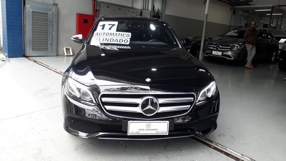 Mercedes-benz Classe E 2.0 Avantgarde Turbo 4p 2017