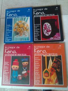 J8 Lo Mejor De Kena Entretenimientos, 1,2,3 Y 4- 1982