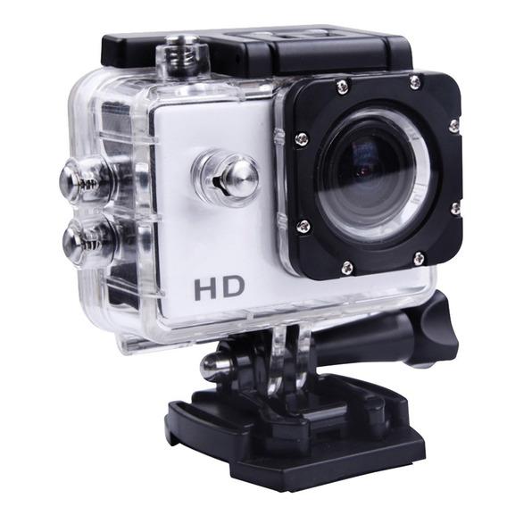 Camera Action Hardline Harcam Silver 720p Hd