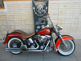 Harley-davdison Heritage Softail 1992 Clasica Thebikerstore