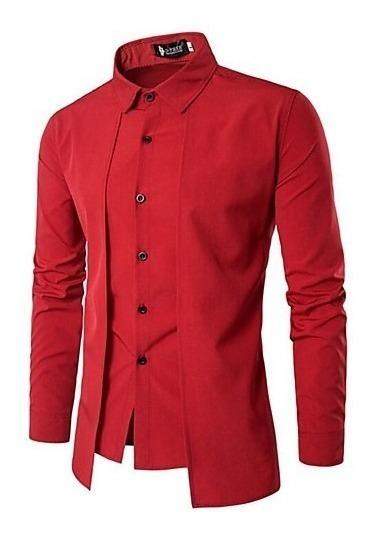 Camisa Colección Oriental Estilo Doble Fondo Envío Gratis Dh