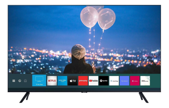 Smart TV Samsung Series 8 UN65TU8000GXZD LED 4K 65""
