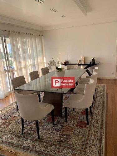 Apartamento À Venda, 266 M² Por R$ 2.248.998,00 - Jardim Marajoara - São Paulo/sp - Ap24871