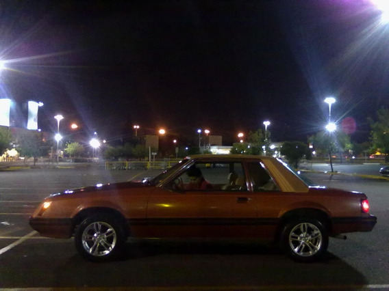Ford Mustang 79 Foxbody Unico