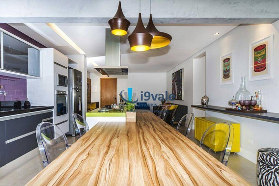 Apartamento Com 3 Dormitórios À Venda, 110 M² - Jardim Califórnia - Jacareí/sp - Ap2090