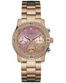 Relógio Guess Feminino Rosê 92595lpgsra3 /w0774l3