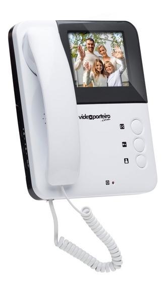 Monitor Adicional Para O Video Porteiro Vp2 E Vp3