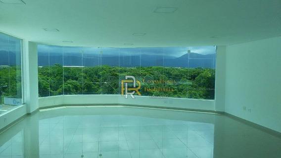 Sala Para Alugar, 91 M² Por R$ 3.000/mês - Mirim - Praia Grande/sp - Sa0004