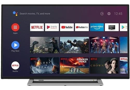 50 Ultra Hd Android Tv - 50ua3a63db - Toshiba Tv
