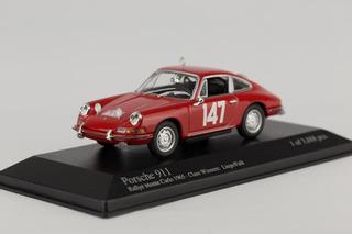 Minichamps - 1/43 - Porsche 911 Rallye Monte Carlo 1965 Clas