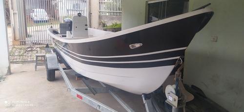 Lancha Aqua Boats