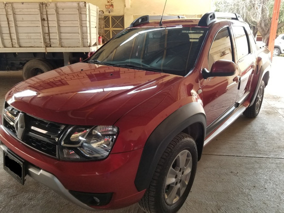 Renault Oroch Pick Up