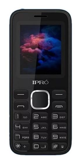 Celular Ipro A8 Pantalla Grande Con Teclas Radio Libre Nuevo Garantia Sucursales Todo El Pais