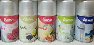 Desodorante Ambar - Saphirus Ambiental Aerosol
