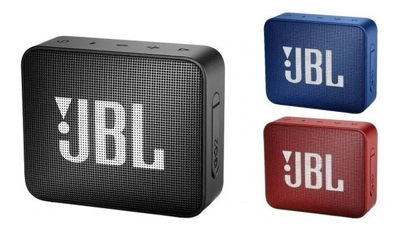Caixa De Som Jbl Go 2 Bluetooth 3,1w Speaker Original