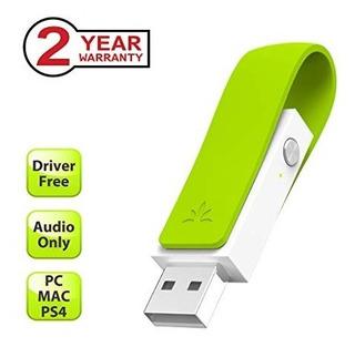 Adaptador Usb Bluetooth Llave Electronica Para Pc Con Sistem