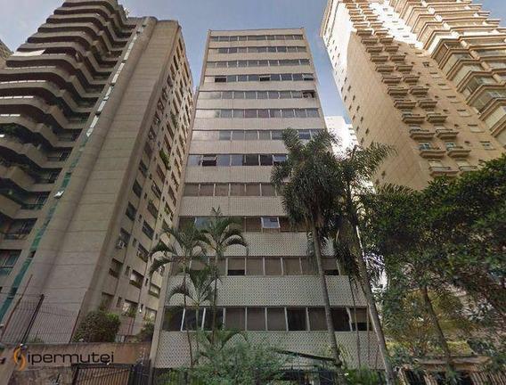 Apartamento Com 2 Dormitórios À Venda, 182 M² Por R$ 2.649.000,00 - Jardim Paulista - São Paulo/sp - Ap0895
