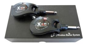 Transmissor Wireless Xvive U2 P/ Guitarra, Baixo, Violão El
