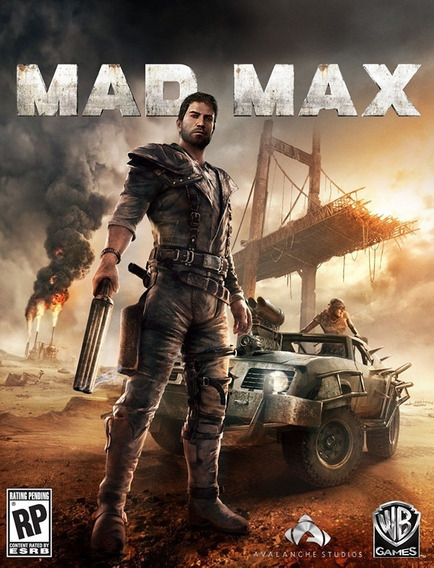 Mad Max - Pc (origin Key)
