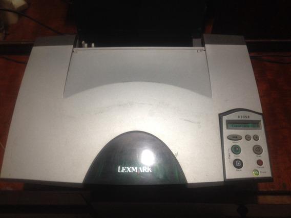 Impresora Lexmark X3350.