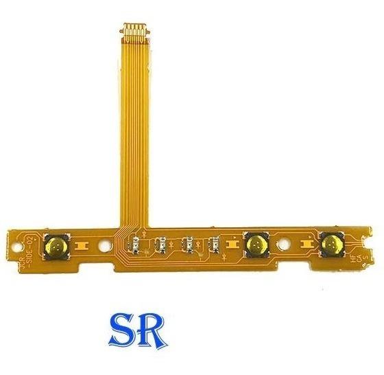 Botão Flet Flex Nintendo Switch Sr ( S R )