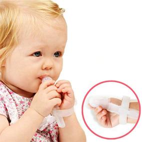 Protetor Tratamento Bebê Parar Chupar Dedo Mordida Correção