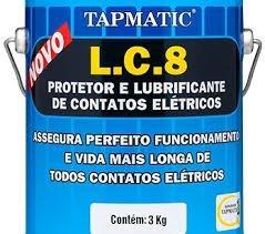 Lc8 Protetor E Lubrificante De Contatos Elétricos Quimatc 3k