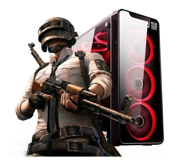 Pc Gamer Intel I5 Gt 1030 16gb Ssd 240gb + Hd 1tb Roda Jogos
