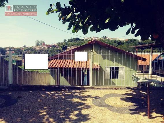 Casa Com 2 Dormitórios À Venda Por R$ 298.000 - Jardim Pinheiros - Valinhos/sp - Ca0500