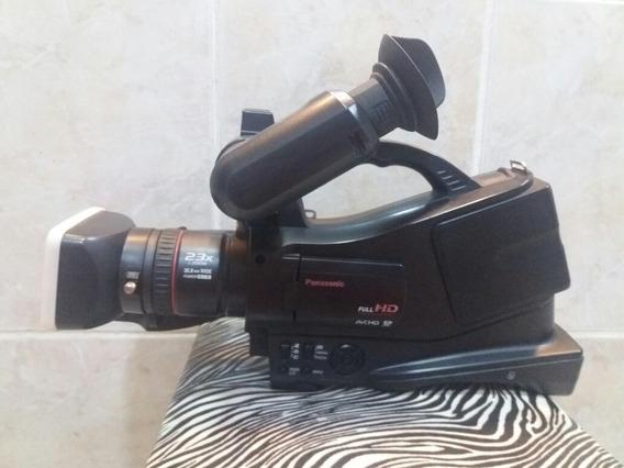 Filmadora Panasonic Agc7