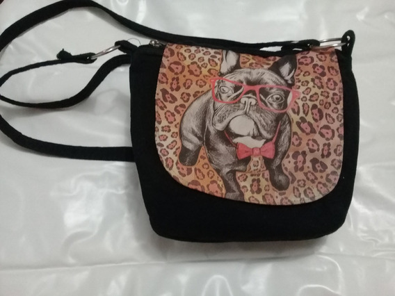 Cartera Bulldog Frances