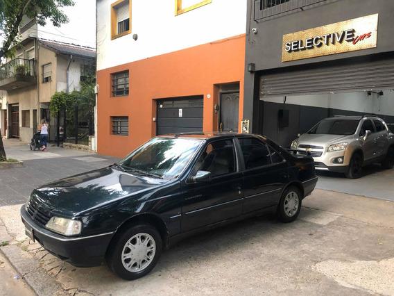 Peugeot 405 2.0 Sri Abs Año 1996 Con 84000 Km Muy Bueno