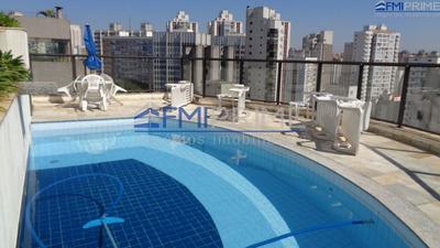 Apartamento Para Locação No Bairro Perdizes Em São Paulo - Cod: Fm187344 - Fm187344