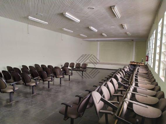 Igreja/templos Religiosos - Excelente Salão Acomoda Até 120 Pessoas. Ligue Já!!! Agende Uma Visita. - Sl0456
