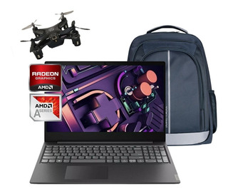 Laptop Lenovo Ideapad 330 Amd A4-9125 1tb 8gb + Drone Kit