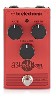 Pedal Blood Moon Phaser Tc Electronic