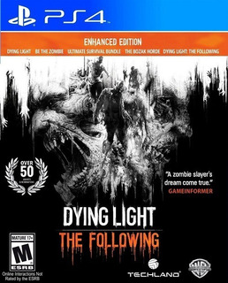 Dying Light Following Enhanced Edition Ps4
