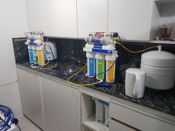 Purificador De Agua 11 Etapas Osmosis Inversa Made In Usa