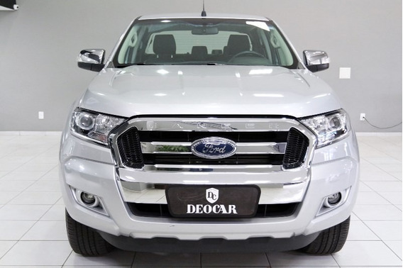 Ford Ranger Xlt 3.2 Cd 4x4 Turbo-2018/2019