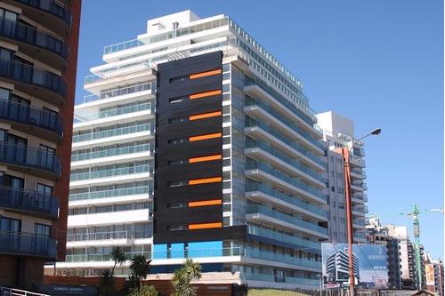 Alquiler Apartamento 2 Dormitorios Rambla Malvín Con Garaje