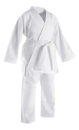 Traje Completo Uniforme De Karate Kimono Karategui - El Rey
