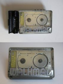Raro Walkman Sony Wm-504 Anos 80 Não Funciona Coleção Ebay