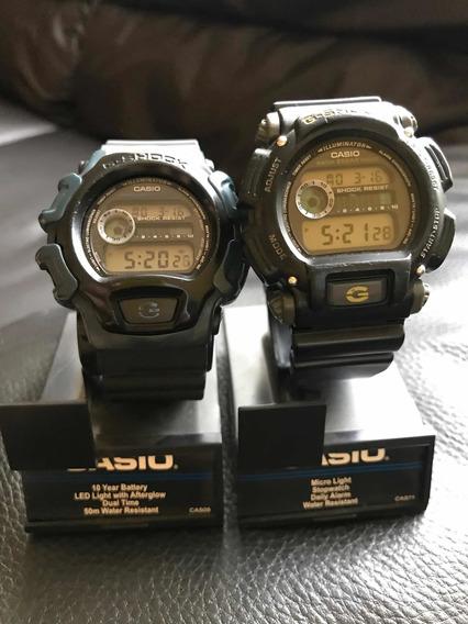 Par De G-shock Dw004 Y Dw9052$1000 Pesos Por Los 2
